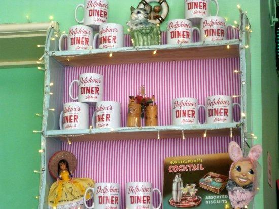 Aldeburgh, UK: Promotional mugs!