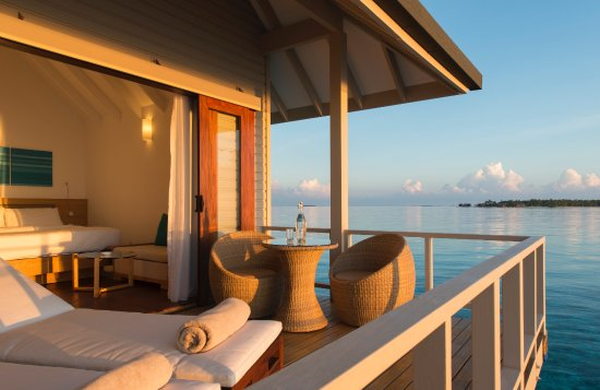 Summer Island Maldives: Water Villa