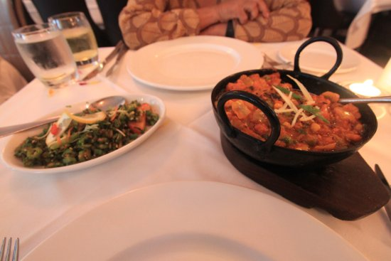 Mumbai Lounge: The vegetarian fare