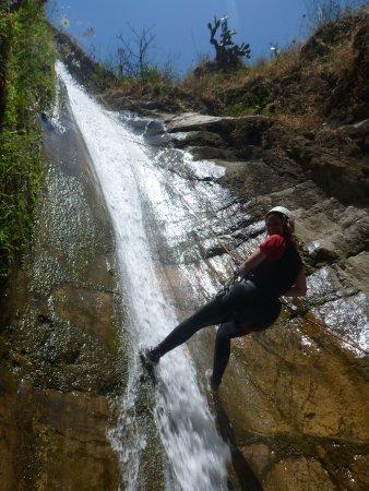 Zafferana Etnea, Italia: Canyoning