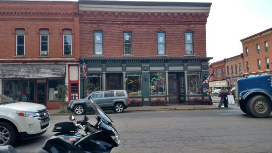 Coudersport, PA: Outside view