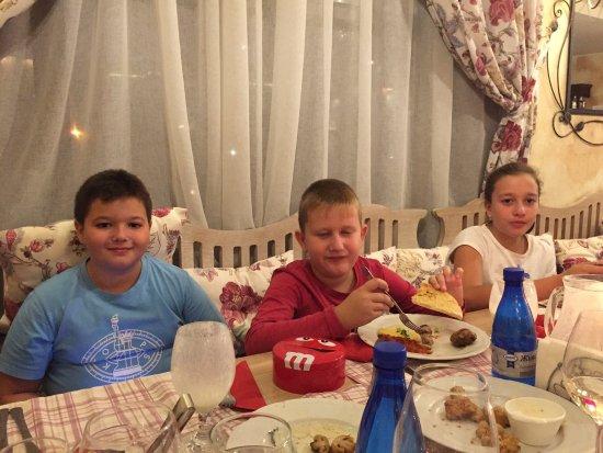 Hissarya, Bulgaria: Harika , lezzetli , hoş bir ortam