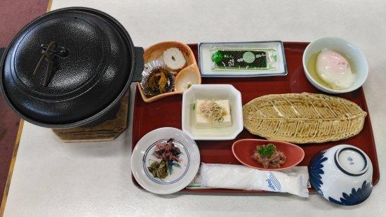 Tamatsukuri International Hotel: Breakfast