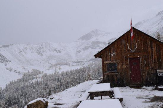 Panorama, Canada: Cabin
