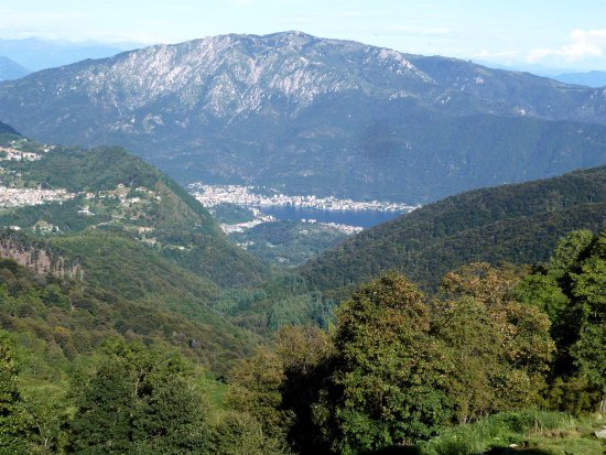 Varallo, Italië: Panorama