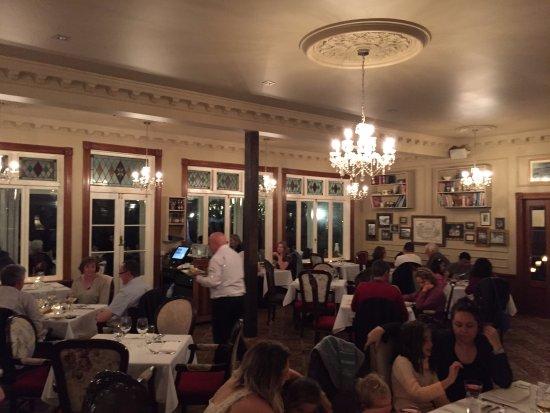 Russell, Nueva Zelanda: restaurant