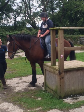 Pendine, UK: Marros Riding Centre
