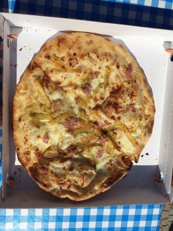 Capodimonte, Italien: Pizzeria Dino's