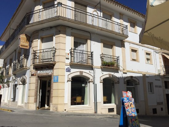 Almedinilla, Espanha: Aussenansicht