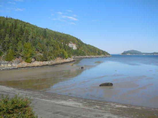 Le Bic, แคนาดา: Anse-à-Wilson