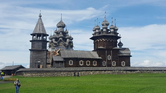Kizhi State Open-Air Museum of History, Architecture and Ethnography : 20160805_150256_large.jpg