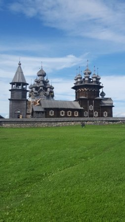 Kizhi State Open-Air Museum of History, Architecture and Ethnography : 20160805_150250_large.jpg