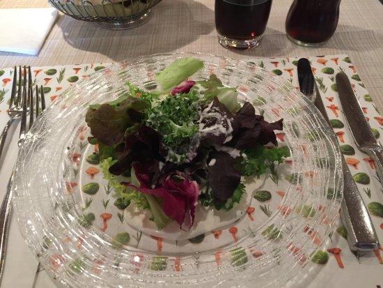 Altdorf, Suíça: Salat