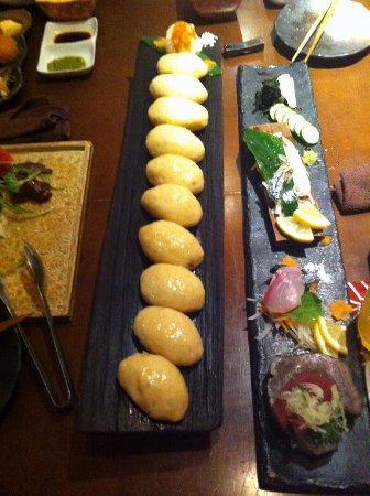Amami, Japón: つきあげ