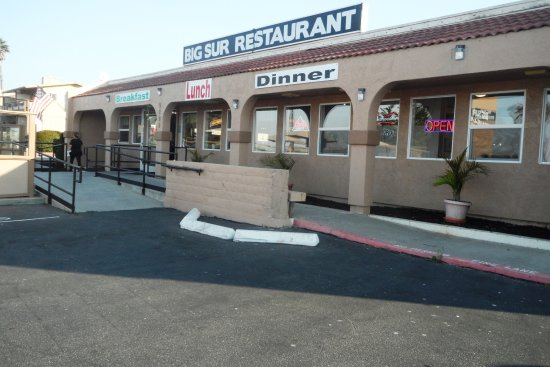 Big Sur Restaurant Foto