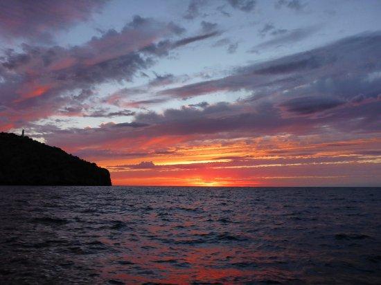 Port de Sóller, España: Sunset