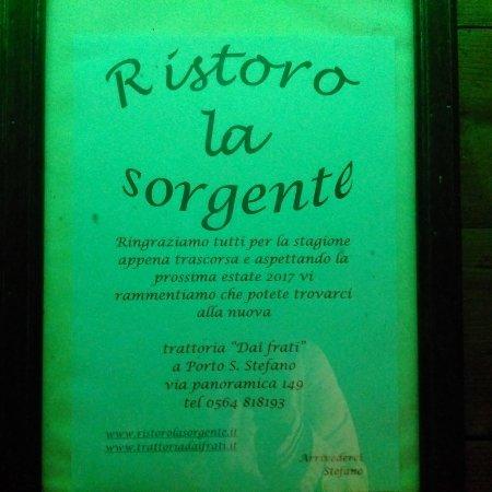La Sorgente Photo