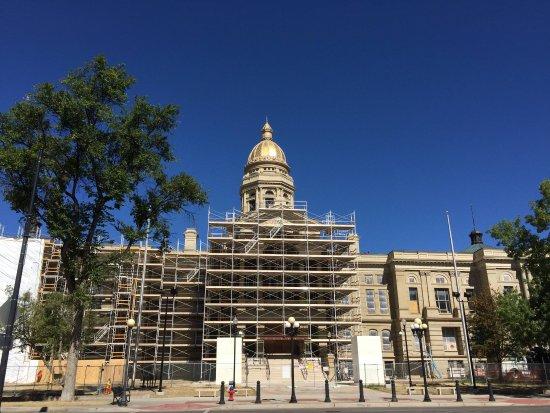 Cheyenne, WY: Wyoming State Capitol