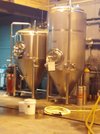Lenoir, NC: Brewing Room