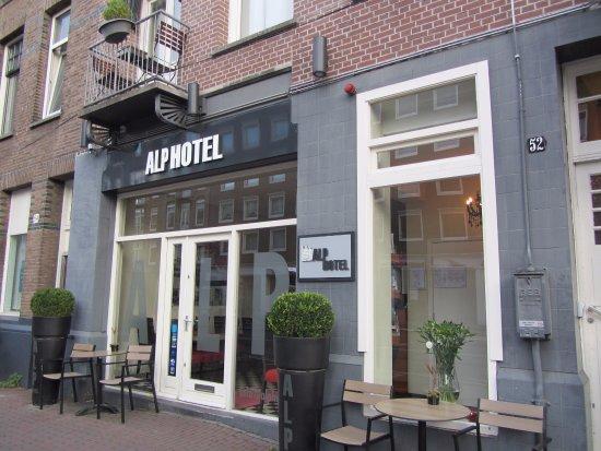 Alp Hotel Amsterdam: Esterno dell'Hotel Alp