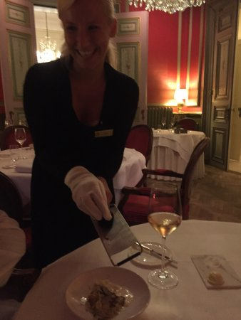 Hotel Heritage - Relais & Chateaux: Fantastische smaakbeleving