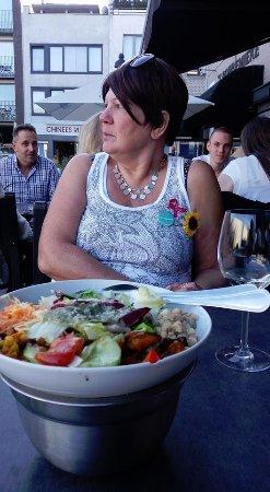 Pampas Rodizio: salade, frieten of aardappel als side dish inbegrepen