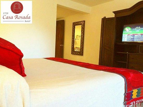 Casa Rosada Hotel: Junior Suite G
