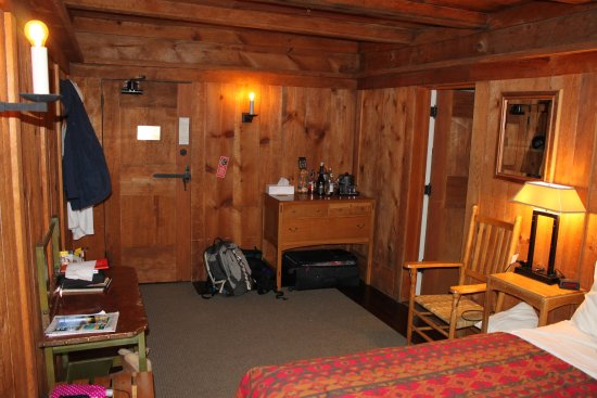Old Faithful Inn: Original Room