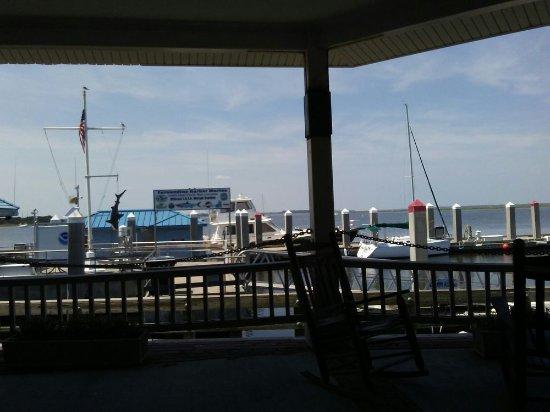 Brett S Waterway Cafe Water View