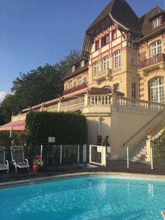 Gouvieux, Frankrike: Beau cadre