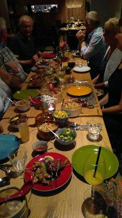 Wat een verrukkelijk eten!! Een ontdekking voor ons in Zwijndrecht. Wij komen hier zeker terug.