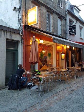 Morlaix, Francia: Fachada exterior