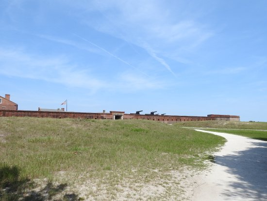 Fort Clinch State Park: Fort