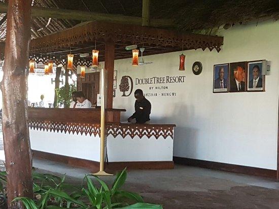 DoubleTree by Hilton Resort Zanzibar - Nungwi: 20160821_170136_large.jpg