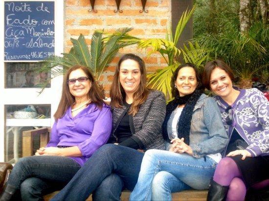 Ideal Para Reuniões Familiares Bild Von A Quinta Do Bacalhau