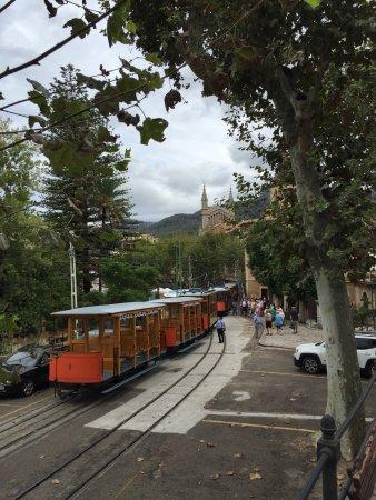 Straßenbahn Sóller: photo1.jpg