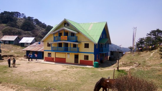 Dhulikhel, Népal : This photo is taken at April, 2016