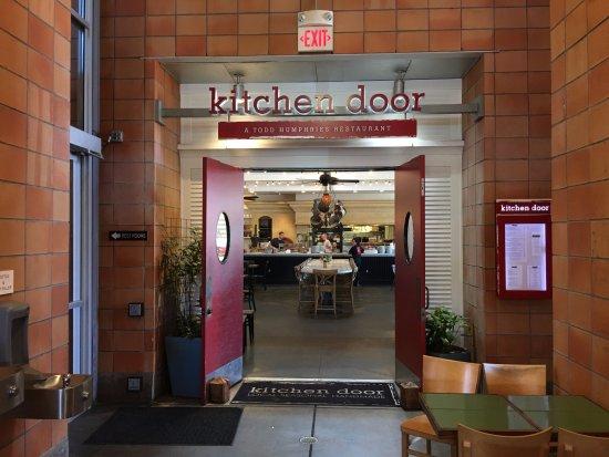 kitchen door - Picture of The Kitchen Door, Napa - TripAdvisor