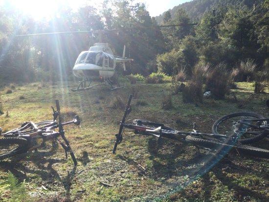 HeliBike Rotorua
