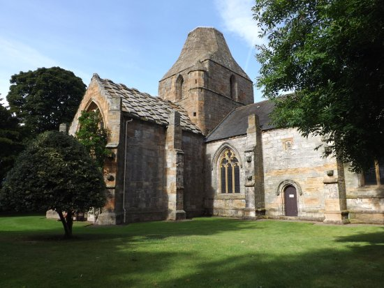 Longniddry, UK: The Church