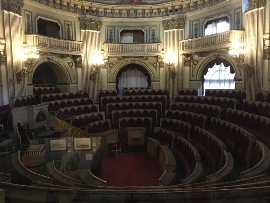 Museo Del Risorgimento Torino.La Sala Del Parlamento Subalpino Foto Di Museo Nazionale Del