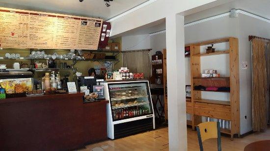 อาร์เคเดีย, แคลิฟอร์เนีย: Très bon ptit café pour petit dejeuner ou déjeuner ;)