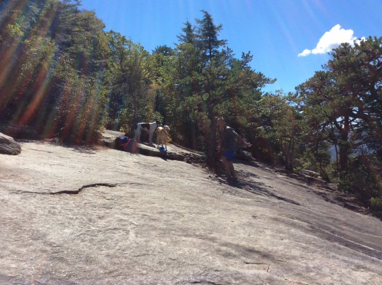 Looking Glass Rock : the Rock