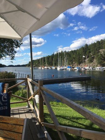 Nacka, Suecia: Langa Raden