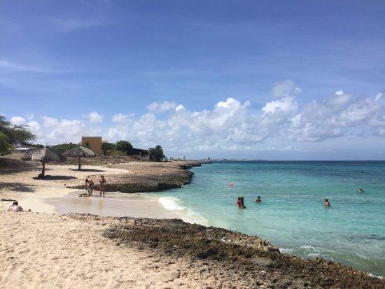Boca Catalina: previo a hacer snorkelling