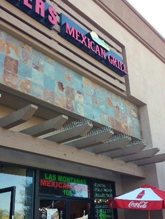 Murrieta, แคลิฟอร์เนีย: Las Montanas Mexican Grill