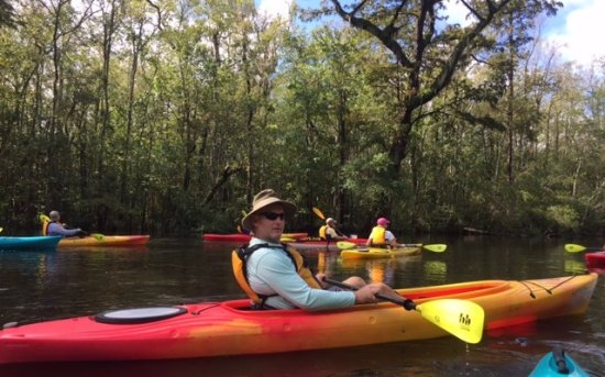 Southport, Carolina del Norte: Creek Kayak Tour