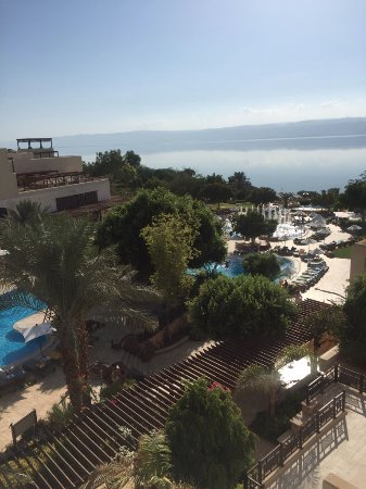 Best hotel on the Dead Sea