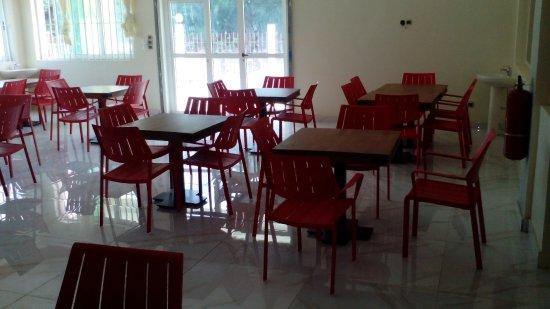 Dassa Zoume, Benín: Salon de Thé