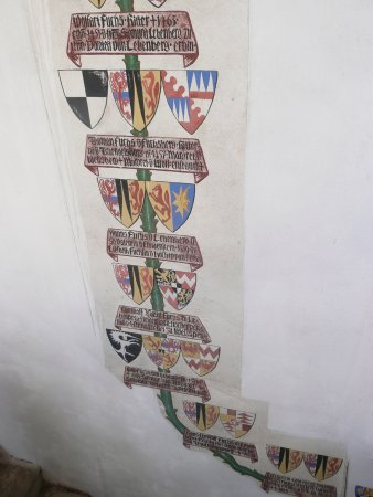 Чермес, Италия: Wappengalerie in Fortsetzung